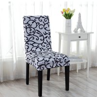 chair covers dining room leg pads for hardwood floors walmart com product image stretchy cover short washable protector