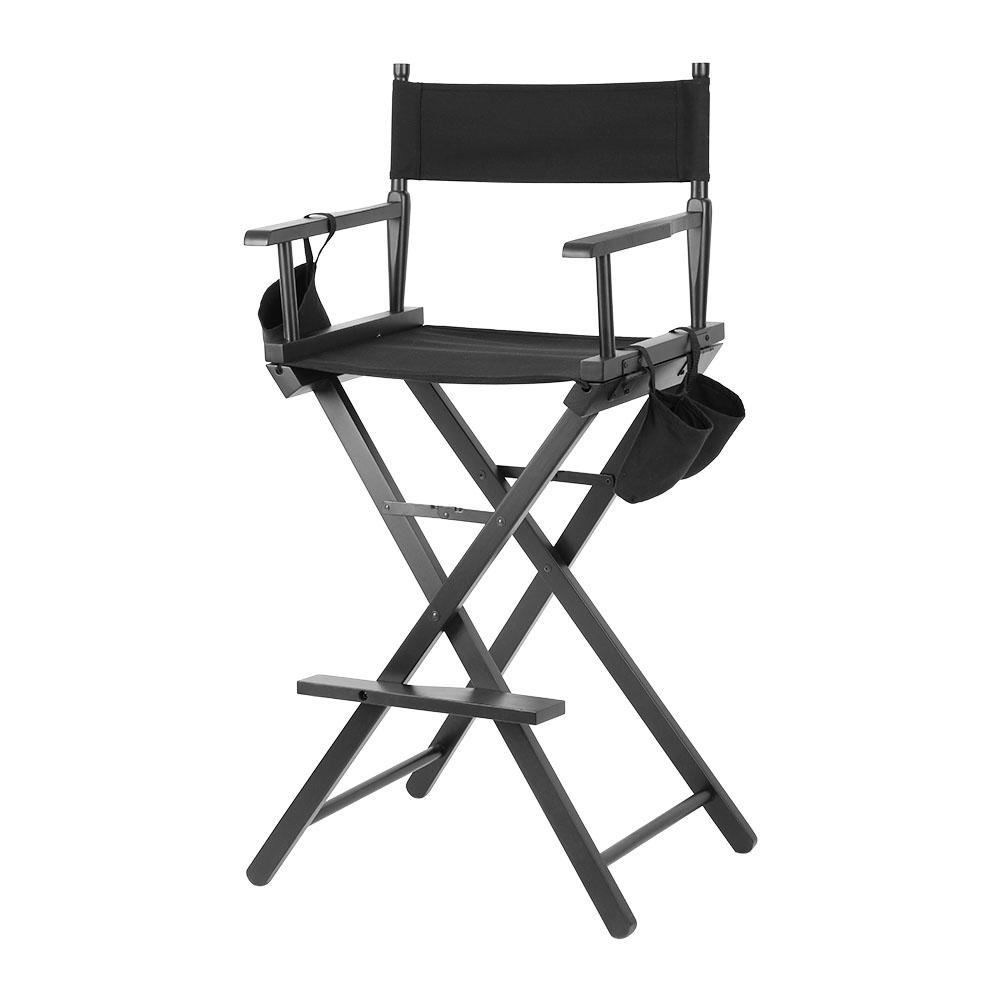 directors chair white yellow leather with ottoman chairs walmart com yosoo professional makeup artist wood lightweight foldable