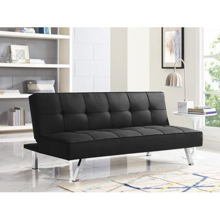 walmart living room furniture black and white ideas for serta chelsea convertible sofa multiple colors com