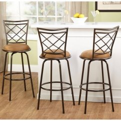 Avery's Chair Covers And More Malibu Pilates Tms Avery Adjustable Height Bar Stool Multiple Colors Set Of 3 Walmart Com