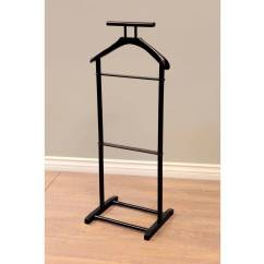 Mens Chair Valet Stand Office With Built In Footrest Valets Home Craft Men S Multiple Colors