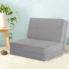 Your Zone Flip Chair Target Office Yishun Teens Lounge Seating Walmart Com Product Image Costway Fold Down Out Lounger Convertible Sleeper Bed Couch Game Dorm Guest Gray