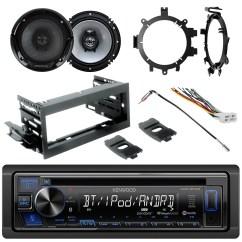 Radio Wiring Diagram For 1995 Chevy Silverado 2001 Isuzu Npr Gm Stereo Wires Kenwood Single Din Aux Usb Mp3 Am Fm Cd Bluetooth 2x 6 5