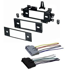 2007 Ford Fusion Wiring Diagram Tiger Life Cycle Stereo Harness Lincoln 1980 1994 Car Radio Kit Dash Installation Mounting W