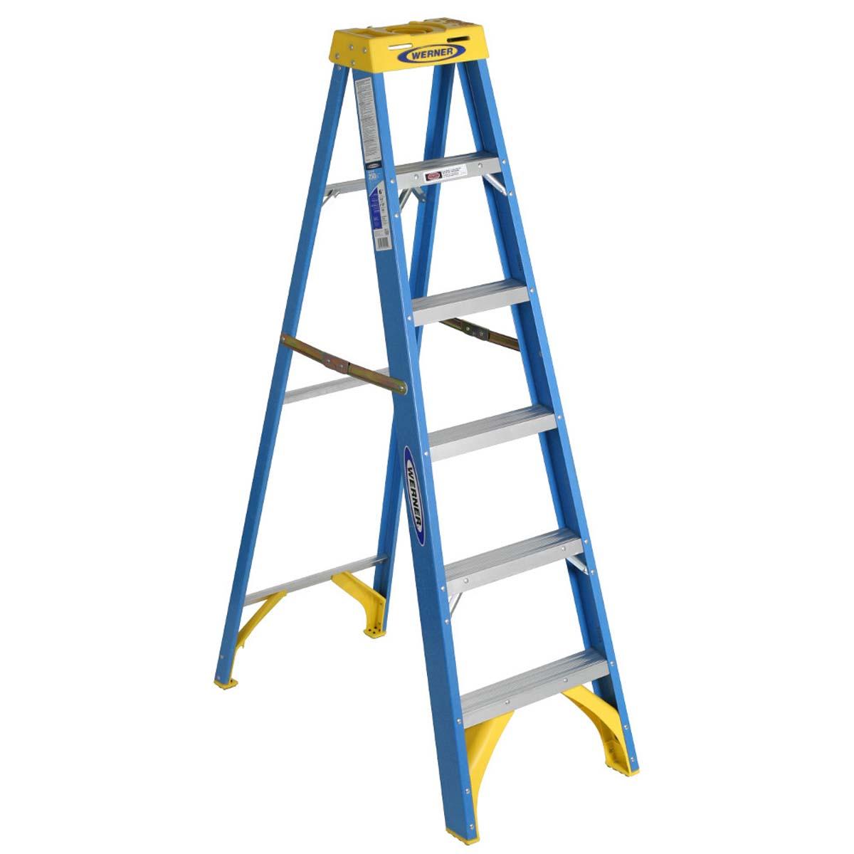 werner step ladders