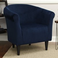 accent chairs under 150 chair covers for legs walmart com product image mainstays microfiber bucket multiple colors