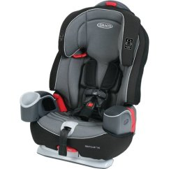 3 In One High Chair Plans Fishing Wow Graco Nautilus 65 1 Harness Booster Car Seat Bravo Walmart Com