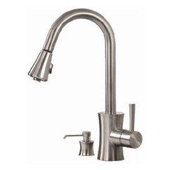 Pegasus Kitchen Faucet Wholesale Supplies Faucets Luca Fp0a5012bnv Single Handle Pull Down