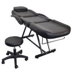 Tattooing Chairs For Sale Chair Rentals Orlando Massage Tables Walmart Com Product Image Zimtown 73 Adjustable Tattoo With Hydraulic Stool Black Table Bed