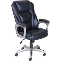 Desk Chair Tall Panasonic Massage Big Office Chairs Serta Commercial With Memory Foam