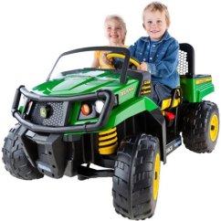Peg Perego Gator Xuv 550 Wiring Diagram 2x12 John Deere 12 Volt Battery Powered Ride On Walmart Com