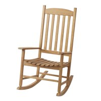 outdoor rocking chairs bedroom sofa chair walmart com product image mainstays wood slat