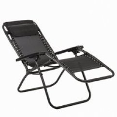 Xl Zero Gravity Chair With Canopy Sliding Pillow Folding Side Table Wedding Covers Chesterfield Chairs Walmart Com Product Image Outdoor Adjustable 2 Pack Black