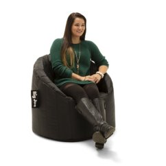 Big Joe Lumin Chair Multiple Colors Travel High Seat Bean Bag Available In Walmart Com