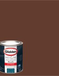 Product image glidden high endurance plus exterior paint and primer old redwood yr also wall trim walmart rh