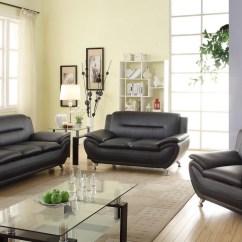 Living Room Furniture Under 500 Dollars Decorative Wall Tiles India Sets Orien Black 3pc Set