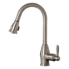 Pegasus Kitchen Faucet Play Kitchens For Boys Faucets Newbury Fp0a5013bnv Single Handle Pull Down