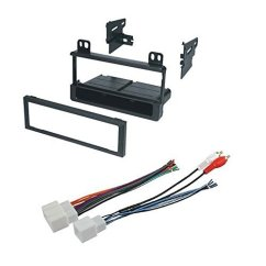 2006 Subaru Forester Stereo Wiring Diagram 6 Pin To 7 Trailer Adapter Harness Ford 1997 Expedition Car Radio Kit Dash Installation Mounting