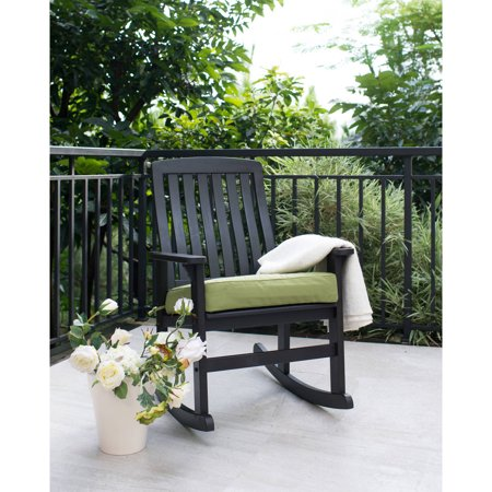 black rocking chairs herman miller aeron chair better homes gardens delahey wood porch