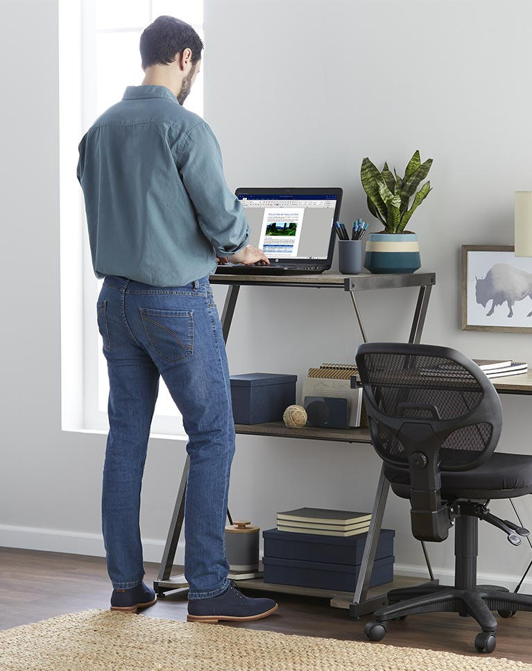 tables and chairs for office microfiber club chair furniture rising standing desks ergonomic more