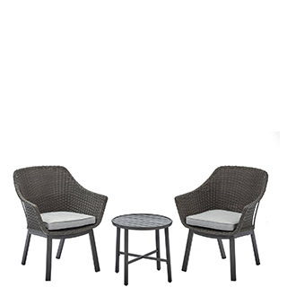 table with chairs used chair covers on ebay patio furniture walmart com bistro sets