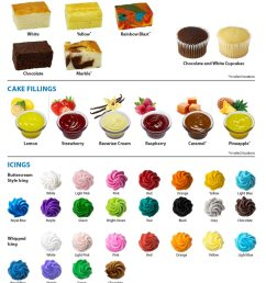 cake options [ 900 x 1120 Pixel ]