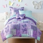 Mainstays Kids Butterfly Bed In A Bag Bedding Set Walmart Canada