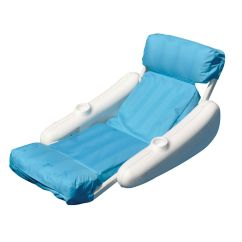 Inflatable Chair Canada Wire Dining Chairs Nz Floating Pool Lounger Expert Event