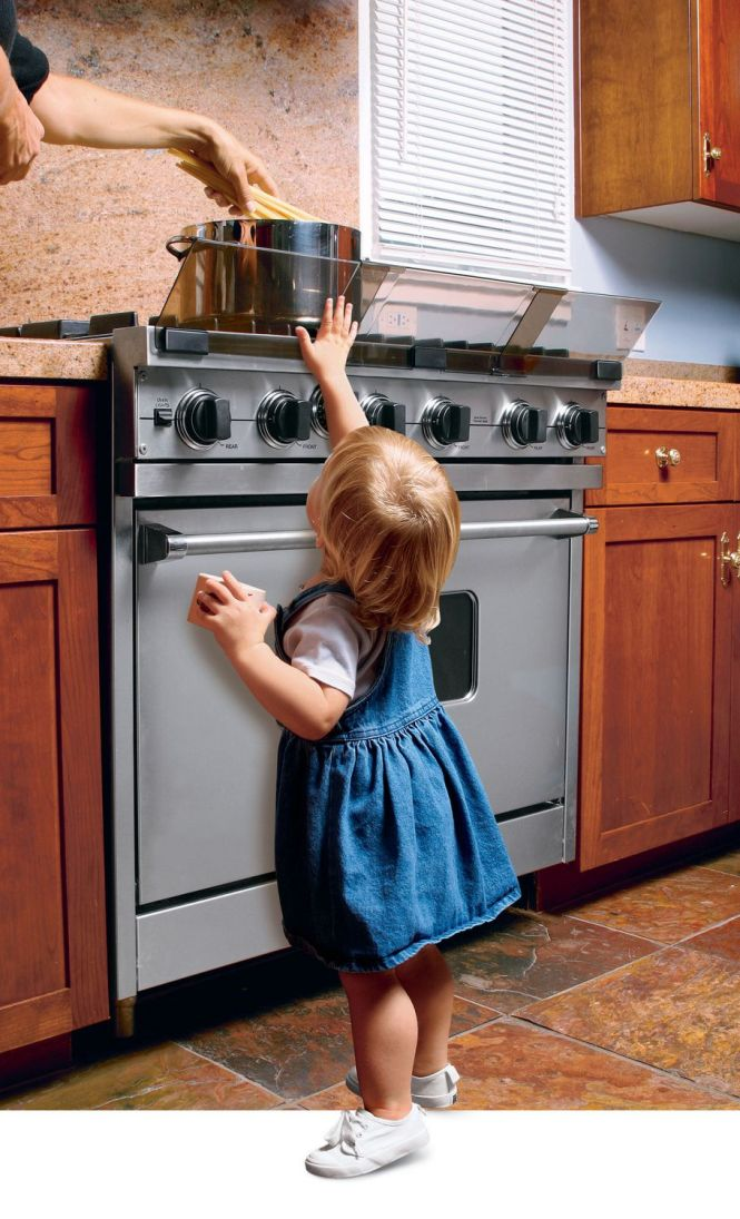 So Tech Hob Safety Guard Childproof Removable Cooker Bars For 60 Cm Width
