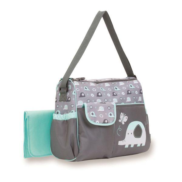 Baby Boom Elephant Duffle Diaper Bag Canada