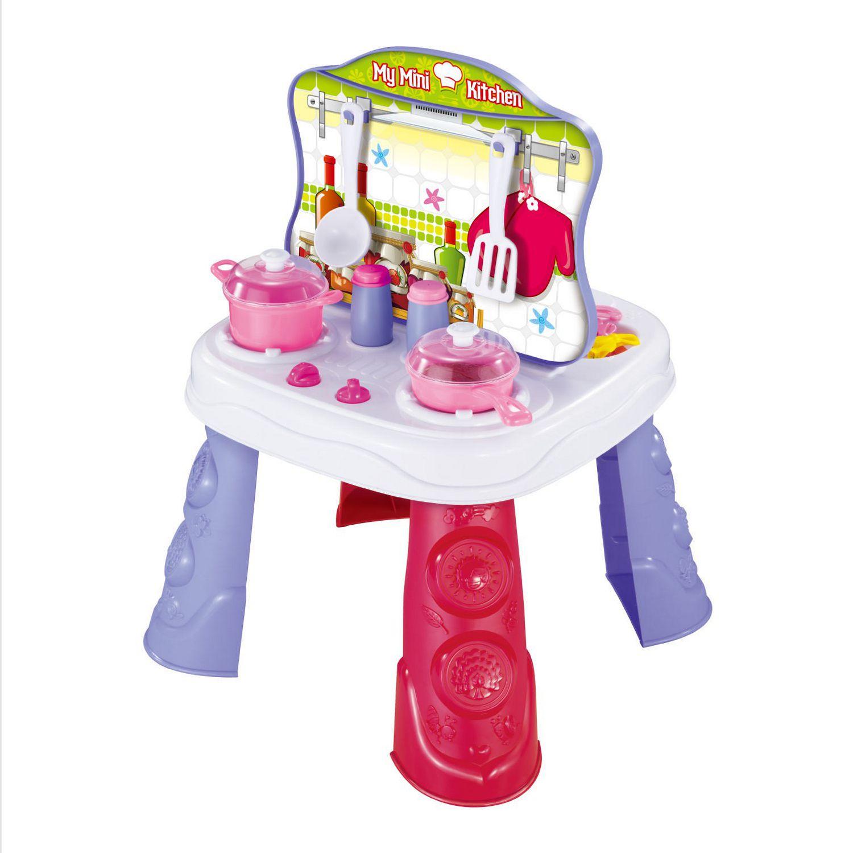 ensemble 2 en 1 de cuisine et de vanite pour enfant par toy chef walmart canada