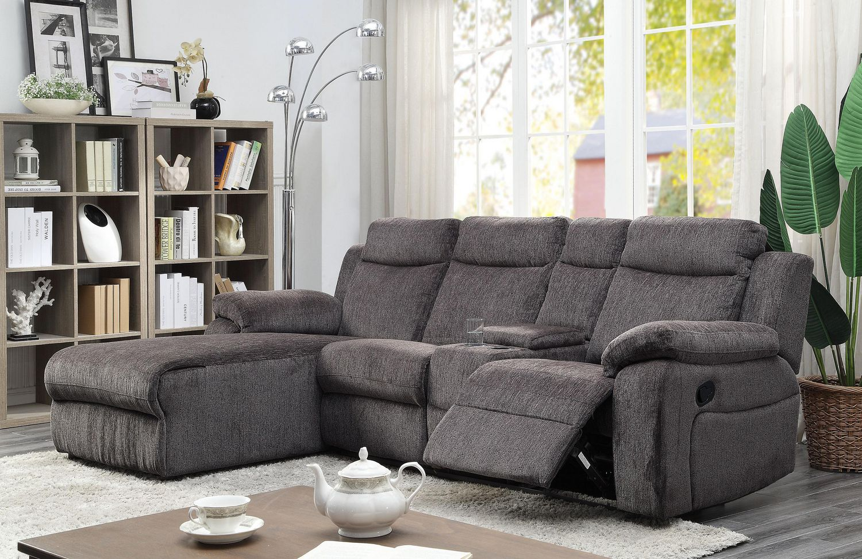 topline home furnishings grey chenille