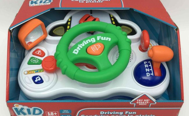 Kid Connection Driving Fun Toy Walmart Canada