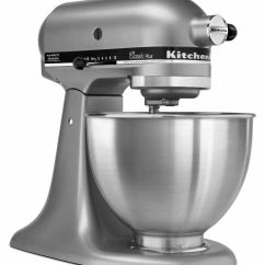 Kitchen Aid Classic Sink Kitchenaid 275w Ksm75sl Plus Stand Mixer Walmart Canada