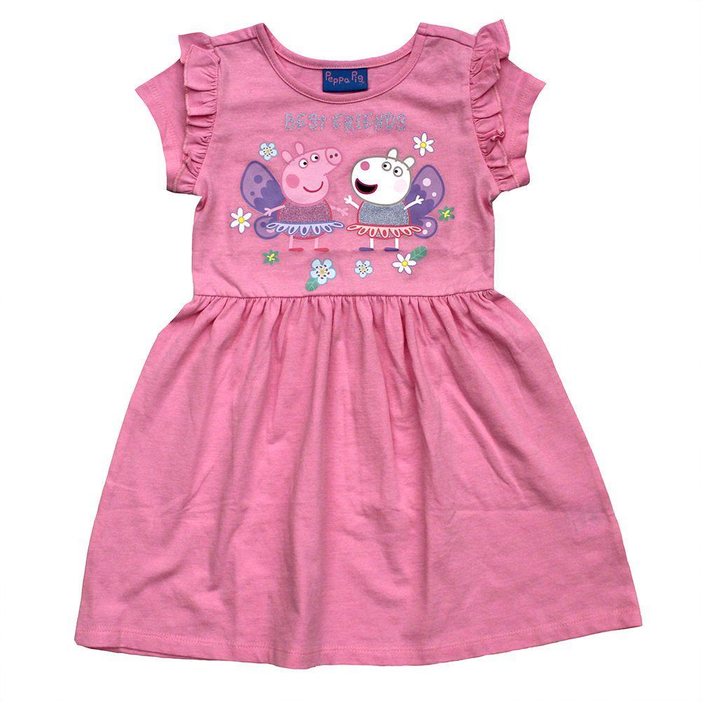 0f1875e994099 Robe Peppa Pig Pour Tout Petite Fille