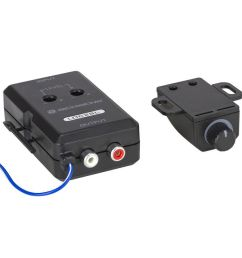 scosche loc2sl line out converter with bass control image 1 of 2 zoomed image [ 900 x 900 Pixel ]