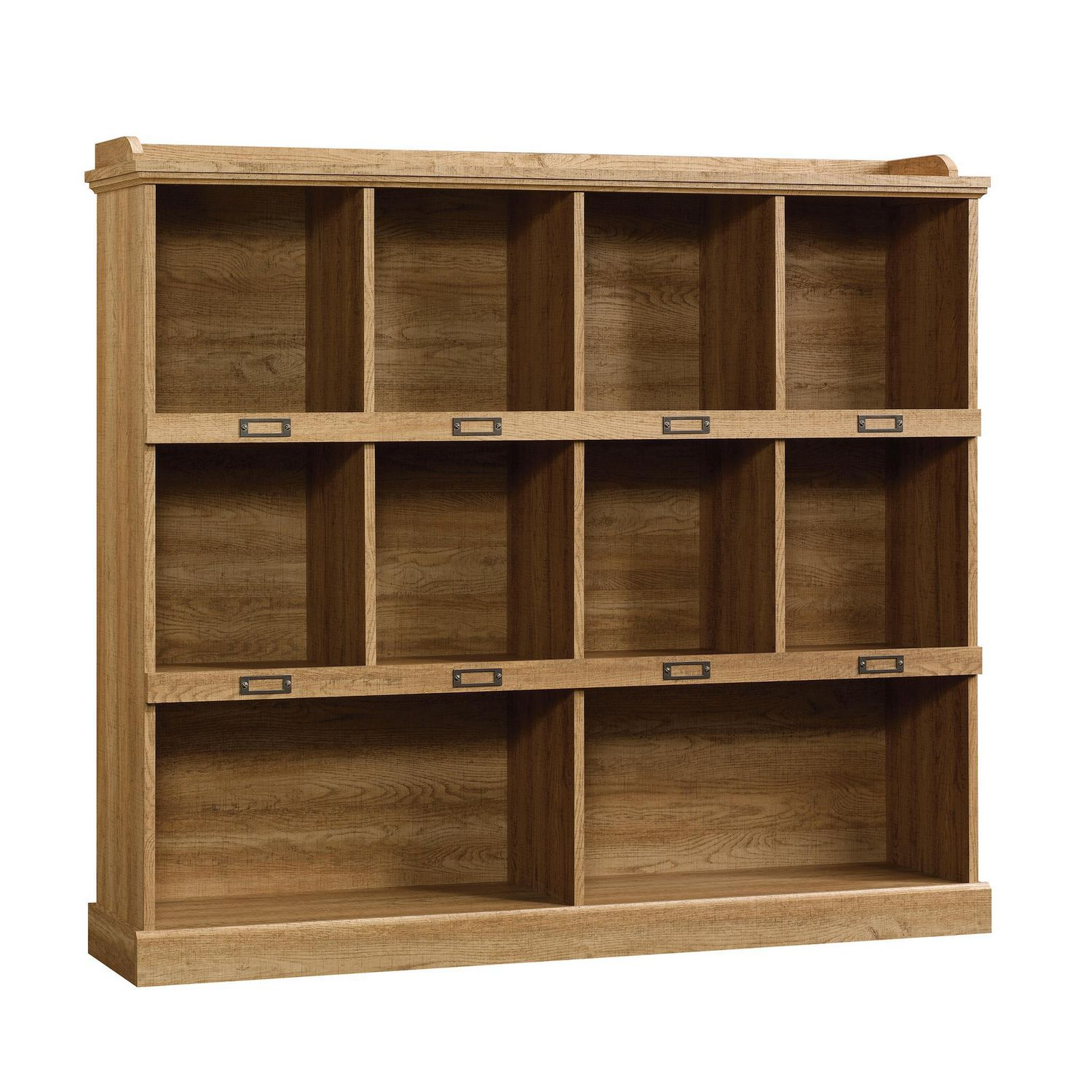 Sauder Barrister Lane Collection Bookcase Scribed Oak 414724