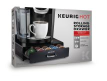 Keurig Storage Drawer -cup&circledr; And -carafe