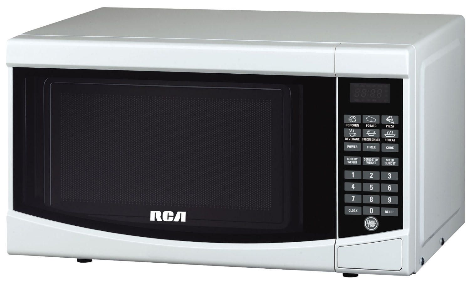 rca 0 7 cu ft microwave oven