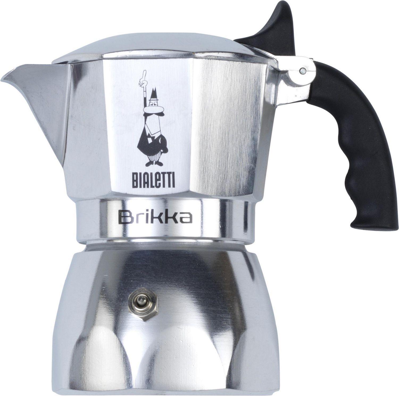 cafetiere espresso pour cuisiniere a induction bialetti brikka 2 tasses