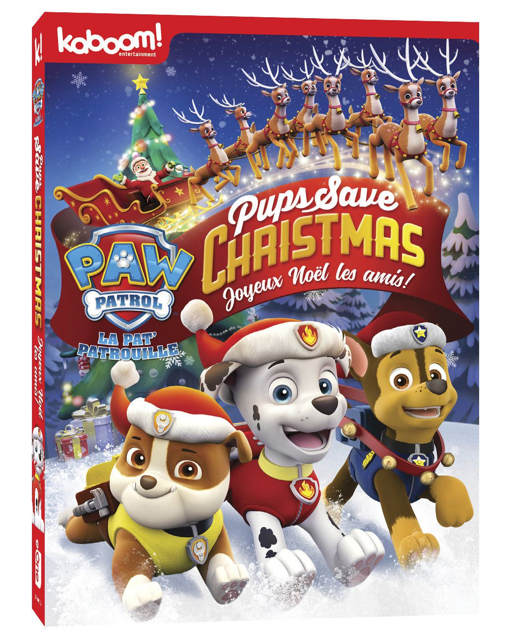 Pat Patrouille Joyeux Noel Les Amis : patrouille, joyeux, Joyeux, Noël, Patrouille, Walmart, Canada