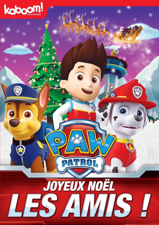 Pat Patrouille Joyeux Noel Les Amis : patrouille, joyeux, Joyeux, Noël, Patrouille, (français), Walmart, Canada