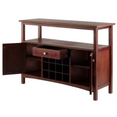 Living Room Buffet Cabinet Indian Decor Photos Winsome Colby Walmart Canada