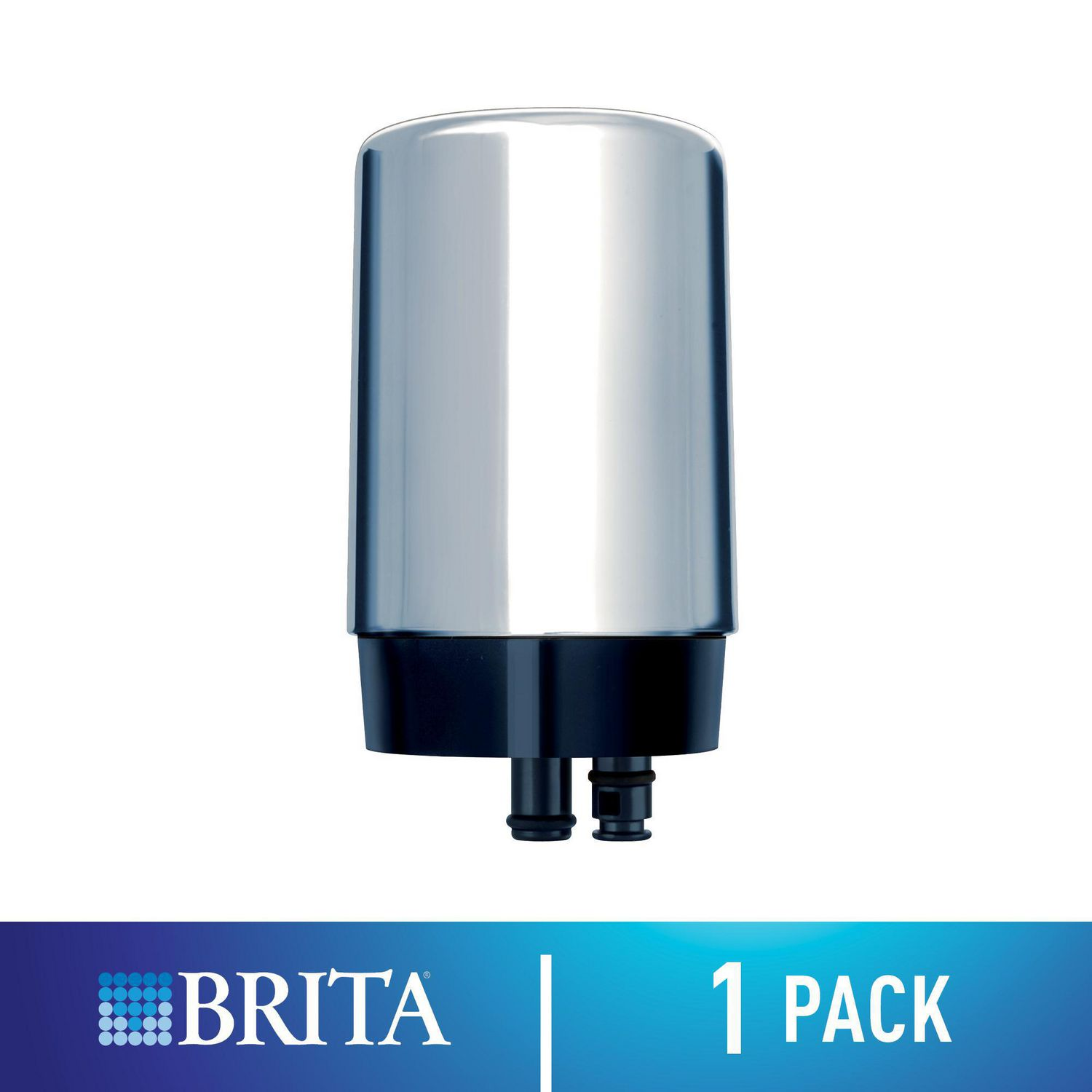 brita on tap faucet water filter system replacement filters white 1 count