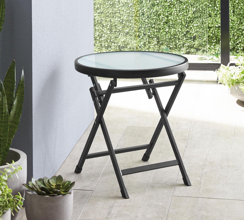 table d appoint pliante avec plateau en