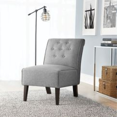 Living Room Chairs For Short People Wall Paint Color Ideas Hometrends Rolled Slipper Chair Walmart Canada