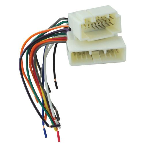 small resolution of scosche car stereo wiring connector