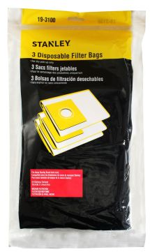 Stanley 3-piece Disposable Filter Bags Canada