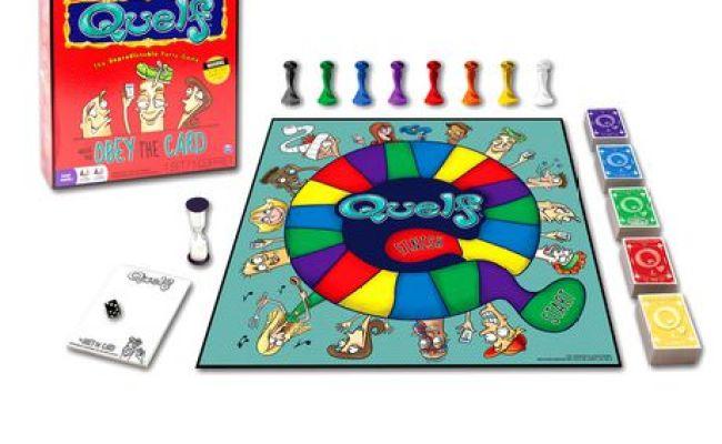 Spin Master Games Quelf Board Game Walmart Canada