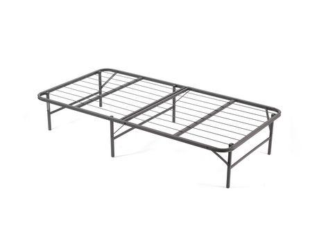 pragmabed cadre de lit de base pliante collection simple walmart canada